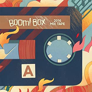 BOOM! Box 2016 Mix Tape