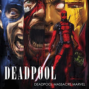 Deadpool Massacre Marvel