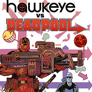 Hawkeye Vs. Deadpool