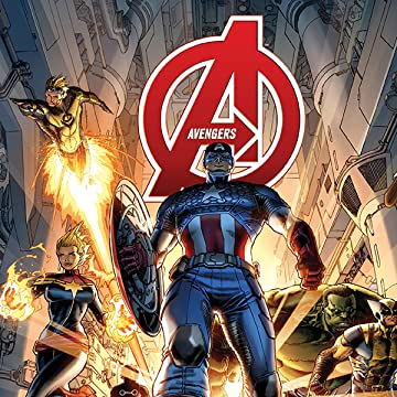 Avengers: Marvel Now!