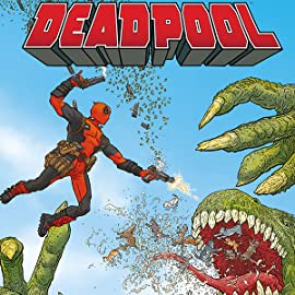 Deadpool: Marvel Now!
