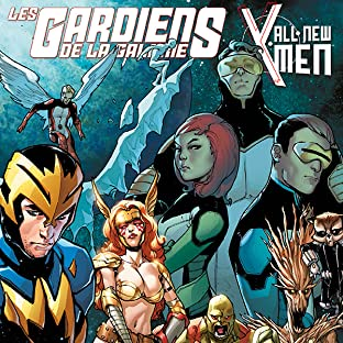 Les Gardiens De La Galaxie / All-New X-Men: Le Procès De Jean Grey