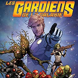 Les Gardiens De La Galaxie: Marvel Now!