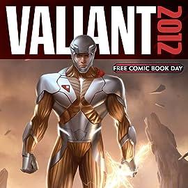Valiant 2012: Free Previews!