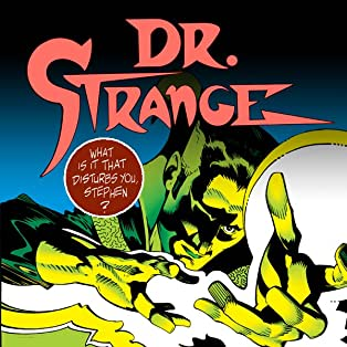 Dr. Strange: What Is It That Disturbs You, Stephen? (1997)