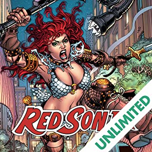 Red Sonja Vol. 4