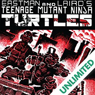 Teenage Mutant Ninja Turtles: Black & White Classics