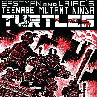 Teenage Mutant Ninja Turtles: Black & White Classics