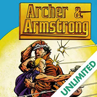 Archer & Armstrong (1992-1994)