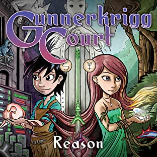 Gunnerkrigg Court Vol. 3: Reason