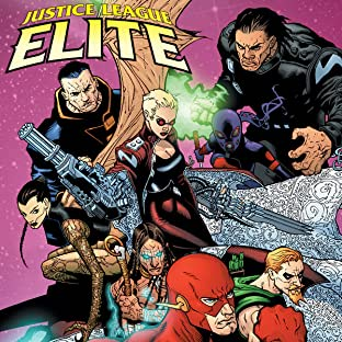 Justice League Elite