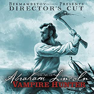 Art of Abraham Lincoln Vampire Hunter