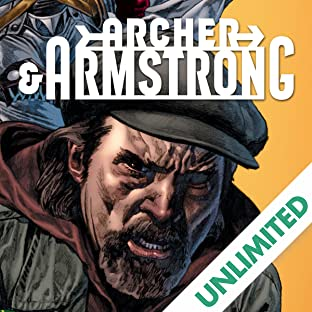 Archer & Armstrong (2012- )