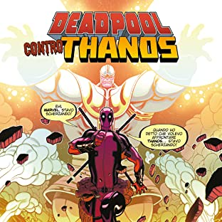 Deadpool Contro Thanos