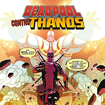 Deadpool Contro Thanos