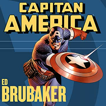 Capitan America Brubaker Collection