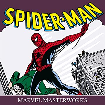 Spider-Man: Marvel Masterworks