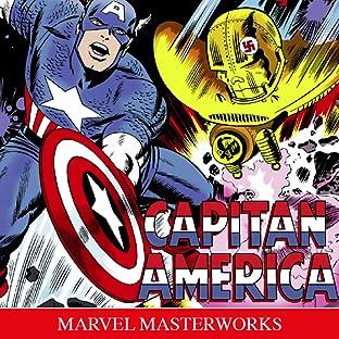 Capitan America: Marvel Masterworks