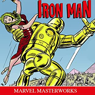 Iron Man: Marvel Masterworks