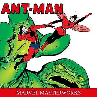 Ant-Man E Giant-Man: Marvel Masterworks