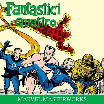 Fantastici Quattro: Marvel Masterworks