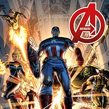 Marvel Now! Avengers