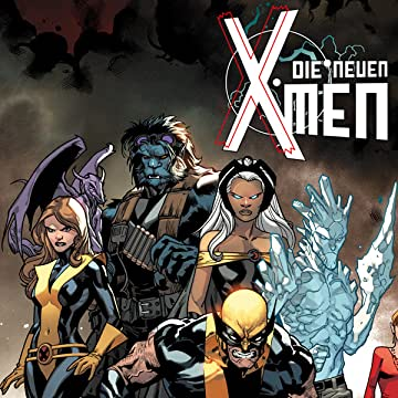 Marvel Now! Die neuen X-Men
