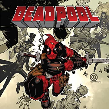 Marvel Now! Deadpool