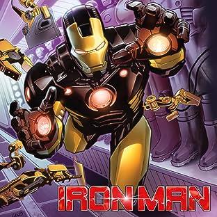 Marvel Now! Iron Man