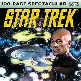 Star Trek 100 Page Spectacular Summer 2012