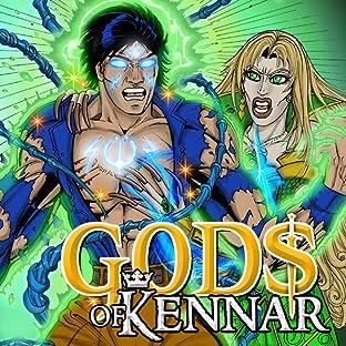 Gods of Kennar - Gli Dei di Kennar, Vol. 1: Il Crepuscolo degli Dei
