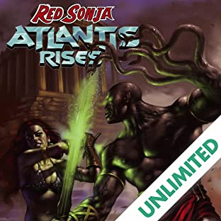Red Sonja: Atlantis Rises