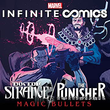 Doctor Strange/Punisher: Magic Bullets Infinite Comic