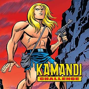 The Kamandi Challenge (2017)