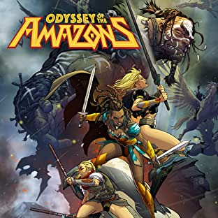 The Odyssey of the Amazons (2017-)