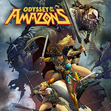 The Odyssey of the Amazons (2017)