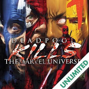 Deadpool Kills The Marvel Universe Digital Comics Comics By