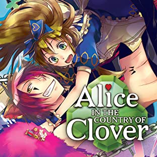 Alice in the Country of Clover