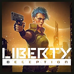 Liberty: Deception, Vol. 1