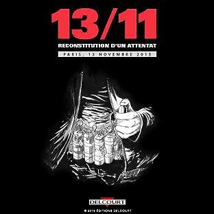 13/11 - Reconstitution d'un attentat, Paris 13 novembre 2015