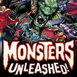 Monsters Unleashed (2017)