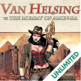 Van Helsing vs. The Mummy of Amun-Ra