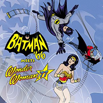 Batman '66 Meets Wonder Woman '77 (2016-)