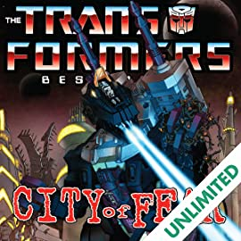 The Transformers: Best of the UK - City of Fear
