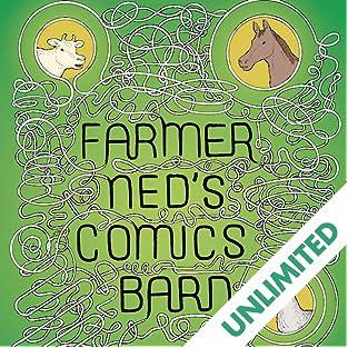 Farmer Ned's Comics Barn