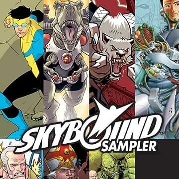 SDCC Skybound Sampler