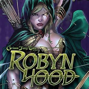 Robyn Hood (2012-2013), Vol. 1