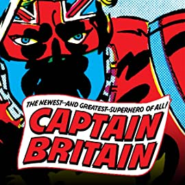 Captain Britain (1976-1977)