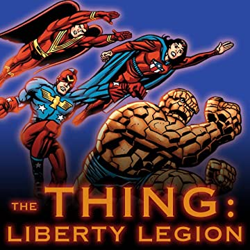 The Thing: Liberty Legion