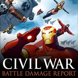 Civil War: Battle Damage Report (2007), Vol. 1